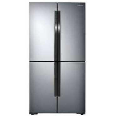 Samsung RF60J9090SL 680 L Inverter Frost Free Side By Side Door Refrigerator