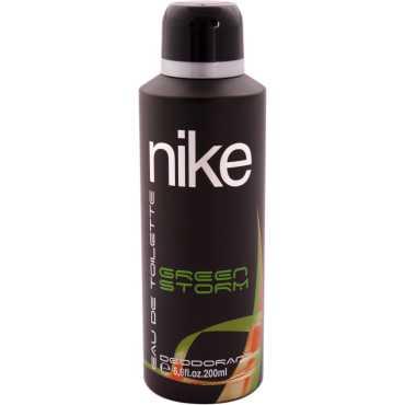Nike N150 Storm EDT Deo Spray for Men Green