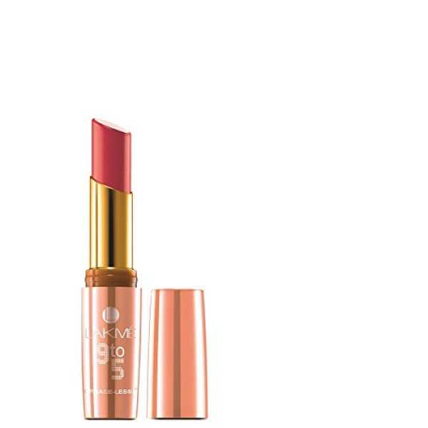 Lakme  9 to 5 Creme Lip Color (CP15 Pink Affair)
