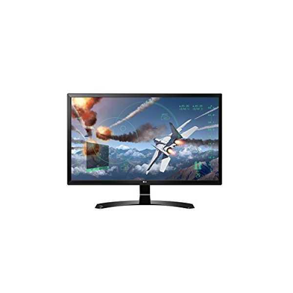 LG 24UD58 4K 24 Inch LED Monitor