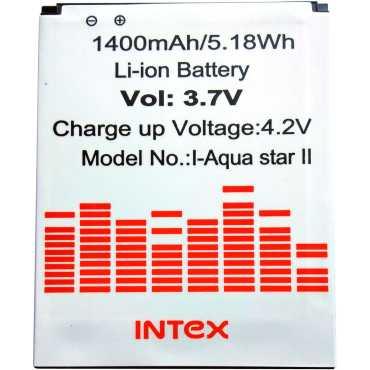 Intex 1400mAh Battery For Intex Aqua Star II