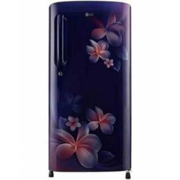 LG GL-B201ABPY 190 L 4 Star Inverter Direct Cool Single Door Refrigerator