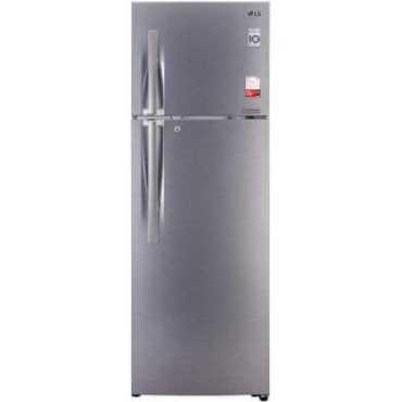 LG GL-T372JDSY 335 L 2 Star Inverter Frost Free Double Door Refrigerator