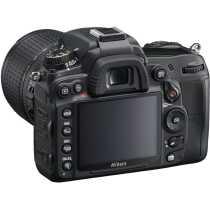 Nikon D7000 SLR with AF-S 18-105mm VR Kit Lens - Black