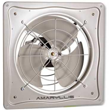 Amaryllis Wind (10 Inch) Exhaust Fan - Grey
