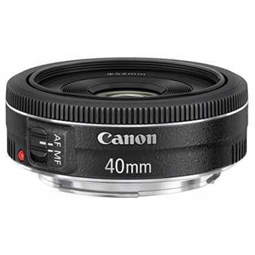 Canon EF 40mm f/2.8 STM Lens - Black