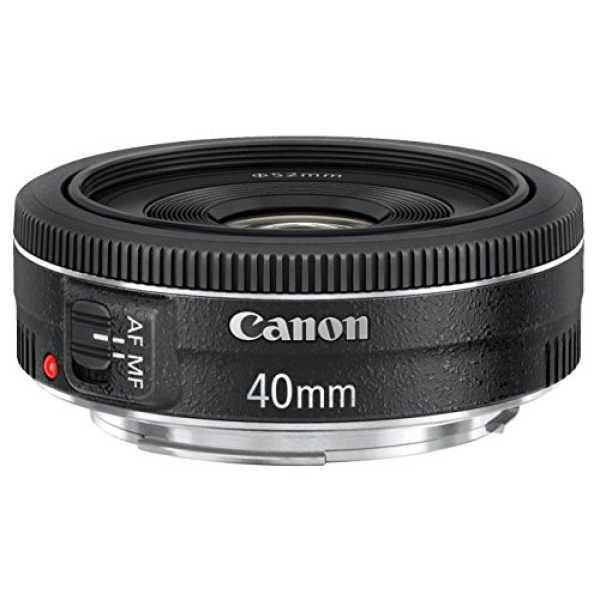 Canon EF 40mm f 2 8 STM Lens