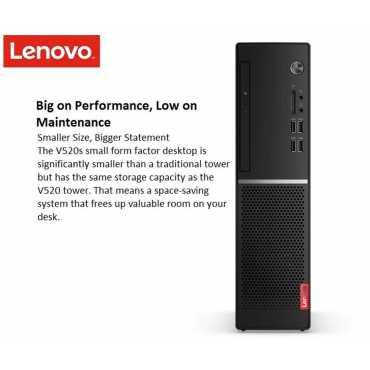 Lenovo V520 Slim (10NLA01AIG) (Intel i3,4GB,1TB,Win10 Pro) Desktop