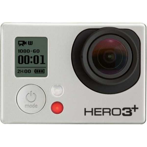GoPro Hero3 plus Sports & Action Camera