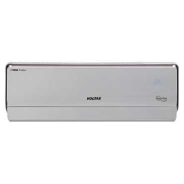 Voltas 125VH Crown AW 1 Ton 5 Star Inverter Split Air Conditioner - Brown | White
