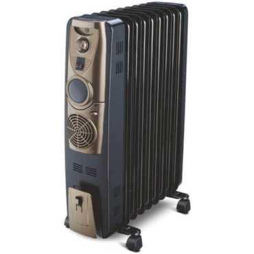 Bajaj Majesty RH 9F Plus 2400W Oil Filled Room Heater - Black