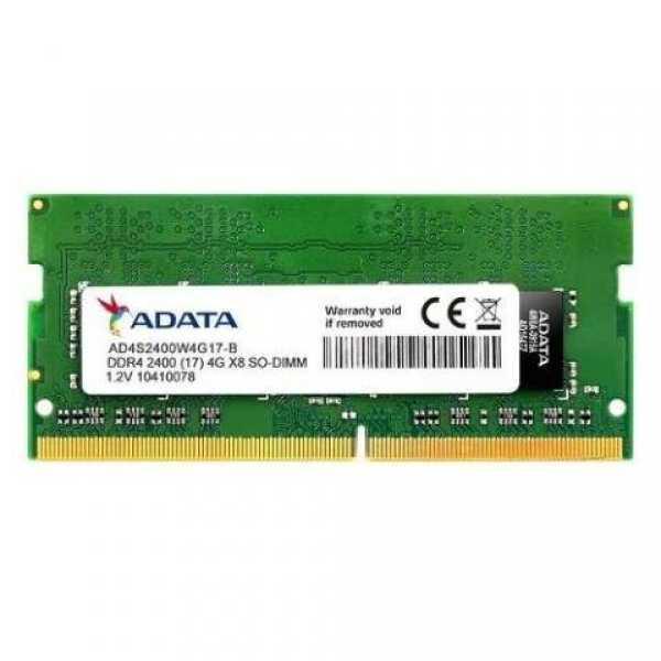 A-DATA Premier (AD4S2400W4G17-B) 4GB DDR4 Laptop Ram