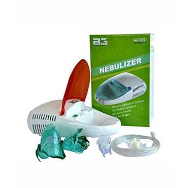 B3 620 Compressor Nebulizer - White
