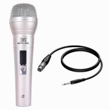 MX HT-1004 Dynamic Microphone