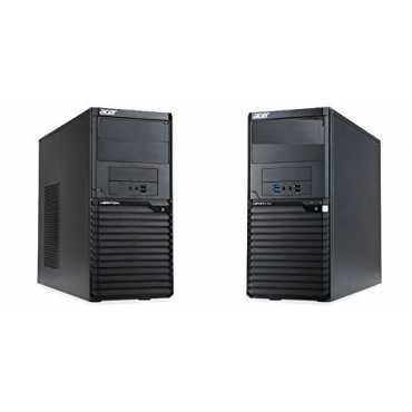 Acer Aspire (UX.VKSSI.433) (AMD A4,4GB,1TB.DOS) Desktop - Black