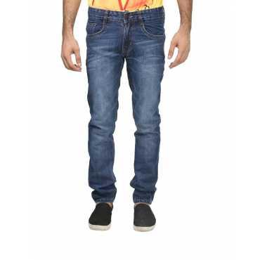 Trendy Trotters Men'S Denim Jeans (Ttj1Lnl-H32_Blue_32)