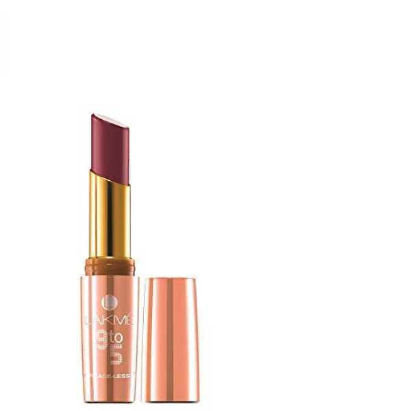 Lakme  9 to 5 Creme Lip Colo (CR4 Carmine Kick)