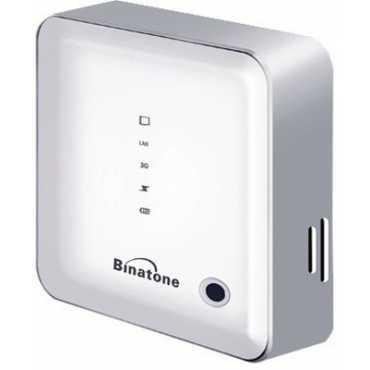Binatone BMF3G2160 Mi-Fi Router - White