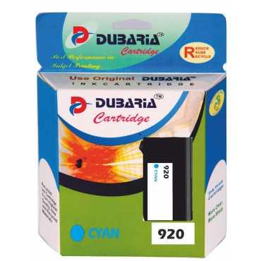 Dubaria 920 Cyan Ink Cartridge