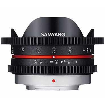Samyang T3 8 7 5mm Cine USM Fisheye MFT Lens