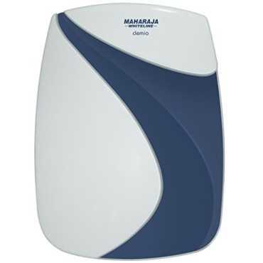 Maharaja Whiteline Clemio 3 Litre Instant Water Geyser - White | Blue