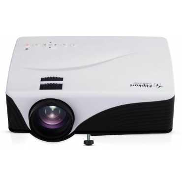 Flipkart SmartBuy GP12 Portable LED Projector - White