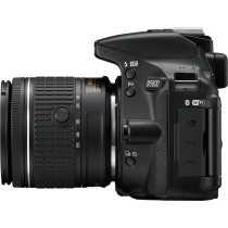 Nikon D5600 DSLR Camera ( With the AF-P DX Nikkor 18 - 55mm F/3.5-5.6G VR Lens ) - Black
