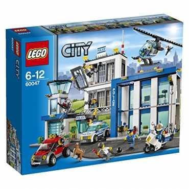 Lego City Police Station Multi Color