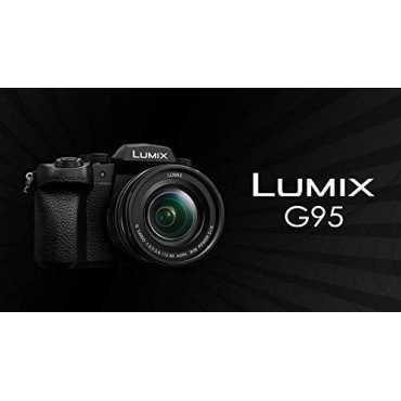 Panasonic Lumix G DC-G95 Mirrorless Digital Camera (with 14 -140mm Lens)