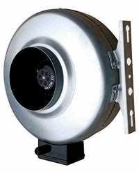 Caryaire CF-315B Circular Inline Fan