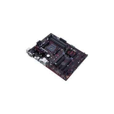 Asus Prime B350 Plus DDR4 Motherboard - Grey