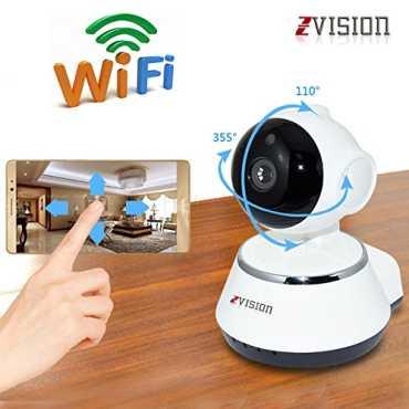 Zvision ZV-HD06IR-960P Wireless IP Network Camera