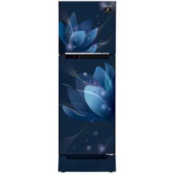 Samsung RT28A3122U8 253 L 2 Star Inverter Frost Free Double Door Refrigerator