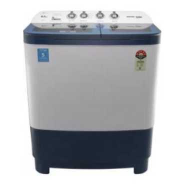 Voltas 8 5 Kg Semi Automatic Top Load Washing Machine WTT85DBLG