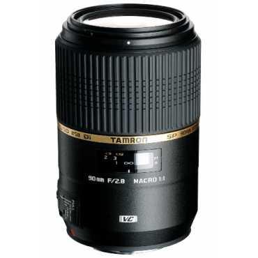 Tamron F004(SP 90MM) F/2.8 Di VC USD 1:1 Macro Zoom Lense (for Canon DSLR)