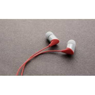 Cowon EC2 Headphones - Silver | White