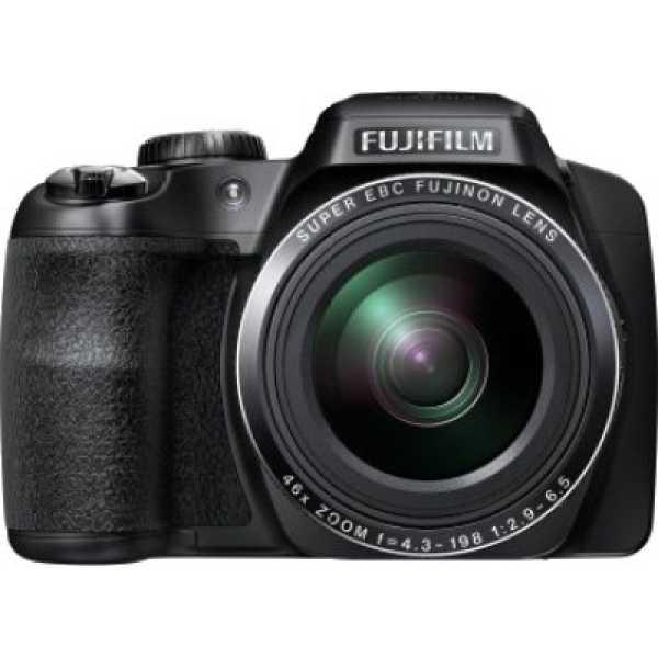 Fujifilm FinePix S8500 - Black
