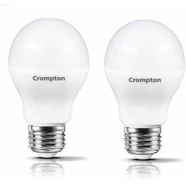 Crompton Led Pro 7W Standard E27 540L LED Bulb (Yellow,Pack of 2) - Yellow
