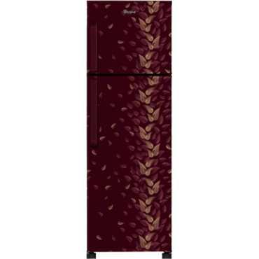 Whirlpool NEO FR258 CLS PLUS 2S 245 L Frost Free Double Door Refrigerator (Fiesta) - Red