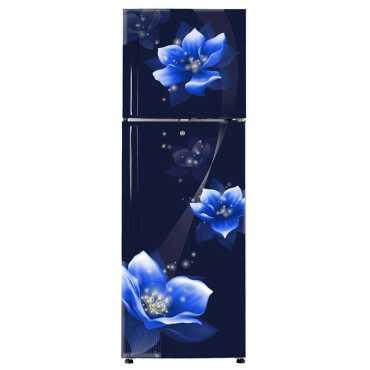 Haier HRF-2783CMM-E 258 L 3 Star Frost Free Double Door Refrigerator (Marine Magnolia) - Red