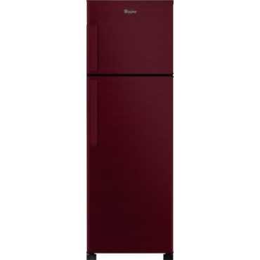 Whirlpool NEO FR258 CLS PLUS 2S 245 Litres Double Door Refrigerator (Titanium) - Red   Wine Titanium