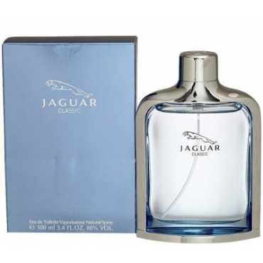 Jaguar Blue EDT - 100 ml - Blue