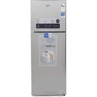 Whirlpool PRO 425 ELT 2S 410 Litre Double Door Refrigerator Alpha Steel