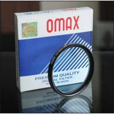 Omax 62 mm uv Filter