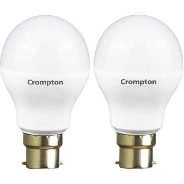 Crompton Greaves 14W Glass Body LED Bulb (White, Pack of 2) - White