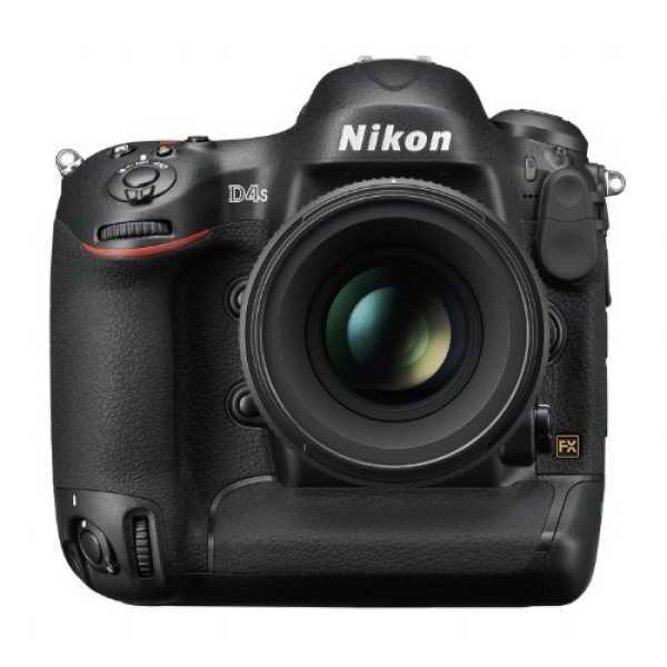Nikon D4S Body Only