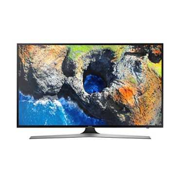 Samsung 43MU6100 43 Inch 4K Ultra HD Smart LED TV - Black