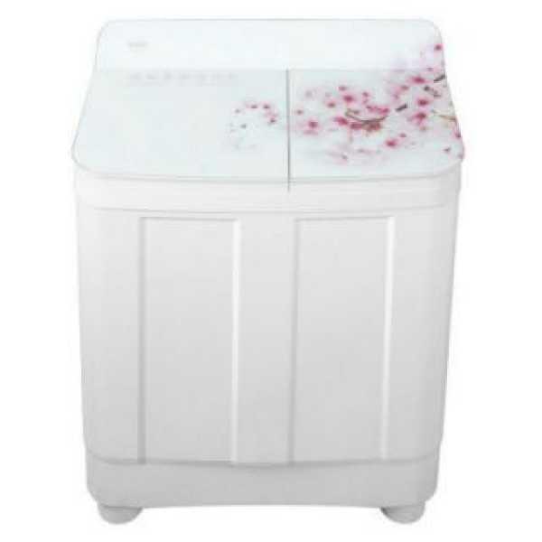 Haier 8.2 Kg Semi Automatic Top Load Washing Machine (HTW82-178)