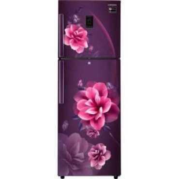 Samsung RT34R5438CR 324 L 3 Star Inverter Frost Free Double Door Refrigerator