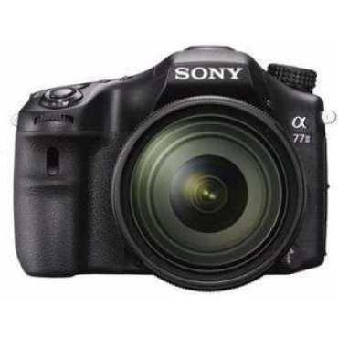Sony Alpha ILCA-77M2Q DSLR Camera SAL 1650